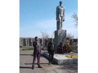 О праздновании 74-ой годовщины Победы ВОВ в Возвышенском сельском округе